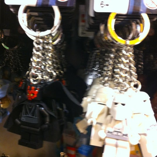 Photo taken at The LEGO Store by Nicole D. on 9/29/2012