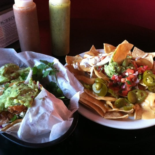 Photo taken at Nick's Crispy Tacos by Alethia P. on 11/21/2012