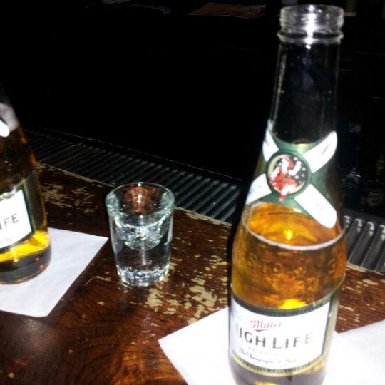 Photo taken at Halligan Bar by Maria on 1/22/2013