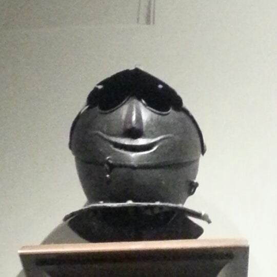 Photo taken at Walters Art Museum by evin on 1/26/2013