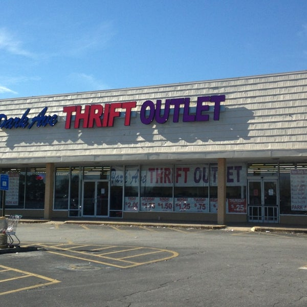 Park Avenue Thrift Store Outlet