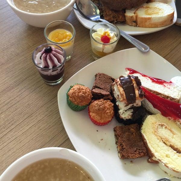 8/30/2016 tarihinde Mhy B.ziyaretçi tarafından Love Desserts'de çekilen fotoğraf