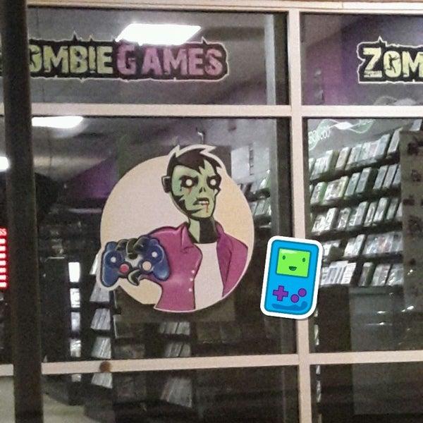 Zombie games tehachapi