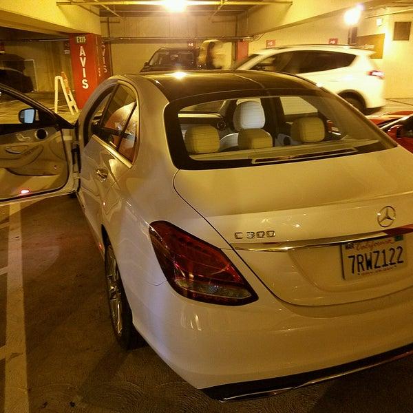 Avis Rental Car At John Wayne Airport