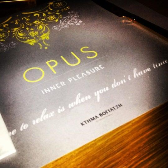 Photo taken at Opus by Efi P. on 12/8/2012