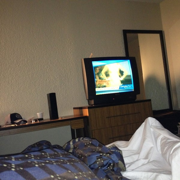 Photo Taken At Red Roof Inn Ft Lauderdale By Rubén P. On 3/15
