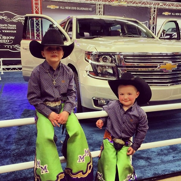 Photo taken at Amon G. Carter Jr. Exhibits Hall by Fort Worth Stock Show on 1/18/2014