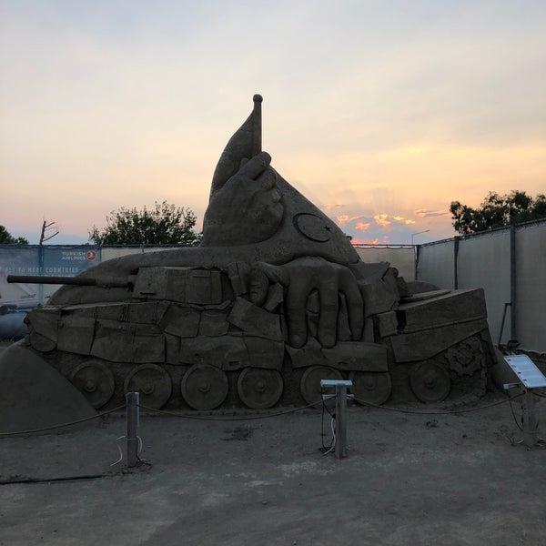 8/2/2018 tarihinde Ipek A.ziyaretçi tarafından Sandland'de çekilen fotoğraf
