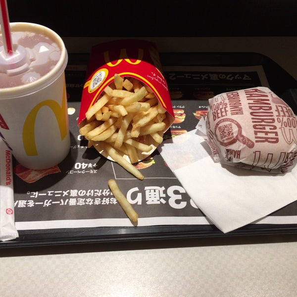 Photo taken at McDonald's by やしだ on 5/25/2017