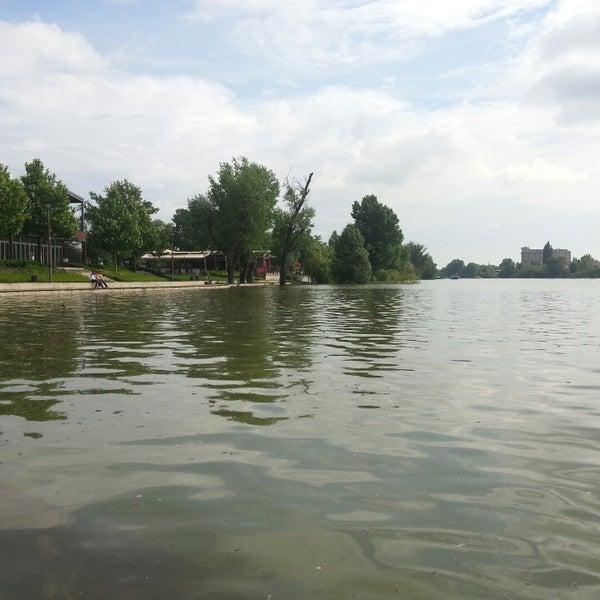 Foto tomada en Kopaszi-gát por B. B. el 6/6/2013
