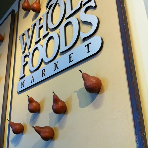 Photo taken at Whole Foods Market by William M. on 4/9/2013