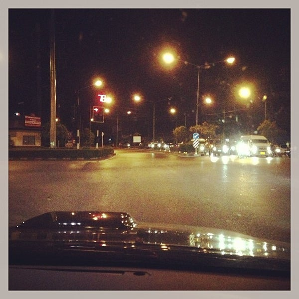 Photo taken at Lotus Intersection by Arina K. on 3/14/2013