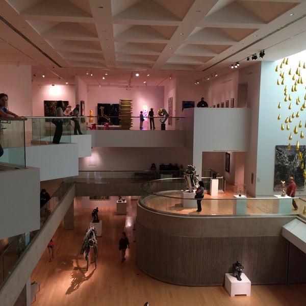 Photo taken at Palm Springs Art Museum by J.B.J. on 2/15/2015