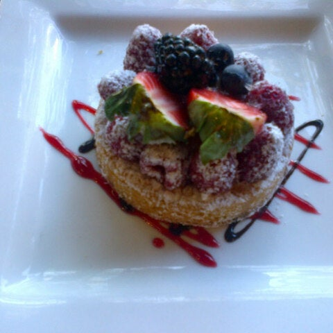 Photo taken at Main Street Bistro and Bakery by Lana B. on 12/29/2012