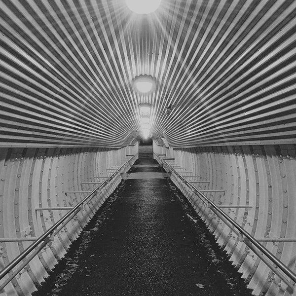 Photo taken at Metro North - North White Plains Station by Brett R. on 5/14/2015