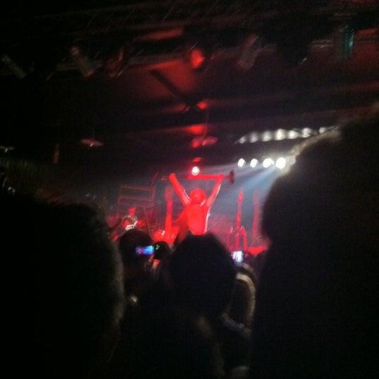 Foto scattata a Velvet Club & Factory da Daniele G. il 12/2/2012