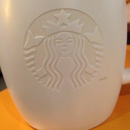 Photo taken at Starbucks by Roxanne K. on 1/3/2013