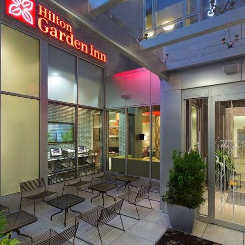 Hilton Garden Inn New York Manhattan Midtown East Turtle Bay 206 East 52nd Street