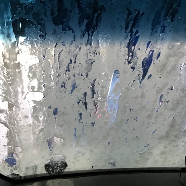 Photo taken at Boomerang Carwash by David D. on 1/26/2017