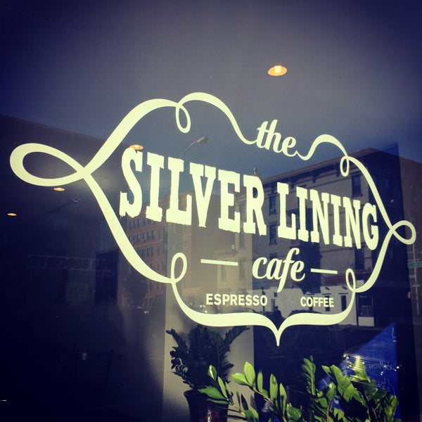photo taken at silver lining cafe by sean r on 11302015
