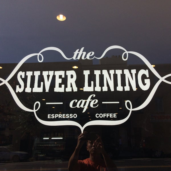photo taken at silver lining cafe by silver lining cafe on 962015