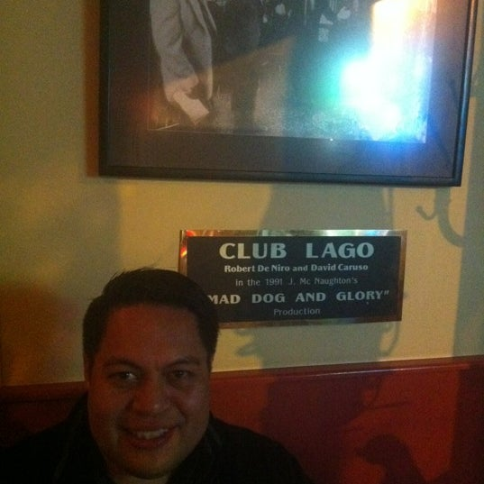 Photo taken at Club Lago by Activist O. on 11/15/2012