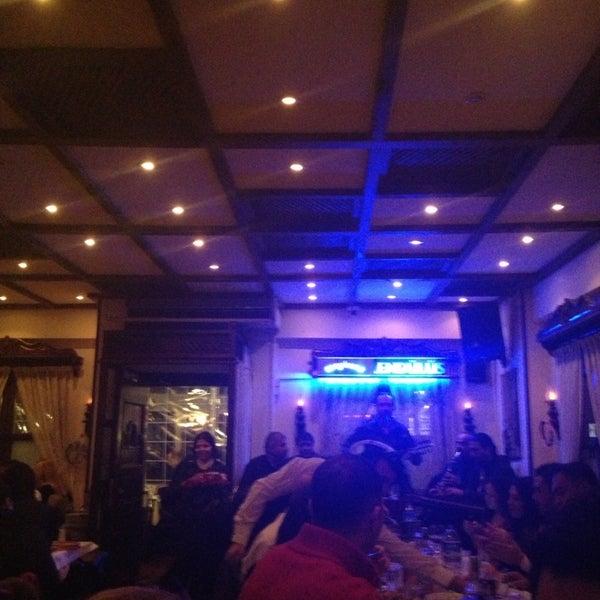 12/22/2012 tarihinde Aysegul🐬ziyaretçi tarafından Endülüs Meyhanesi'de çekilen fotoğraf