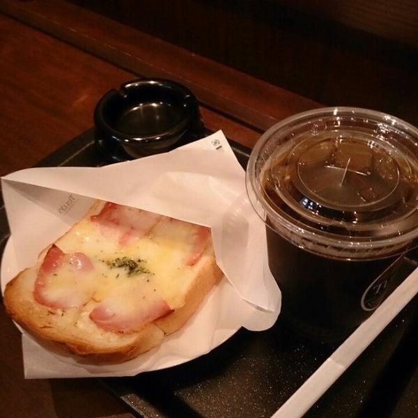 9/3/2013にtatsukuriがTULLY'S COFFEE 京急羽田空港駅店で撮った写真