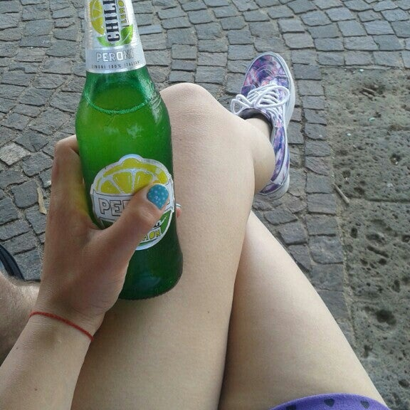 Photo taken at Piazza dei Martiri by Nata K. on 6/23/2016