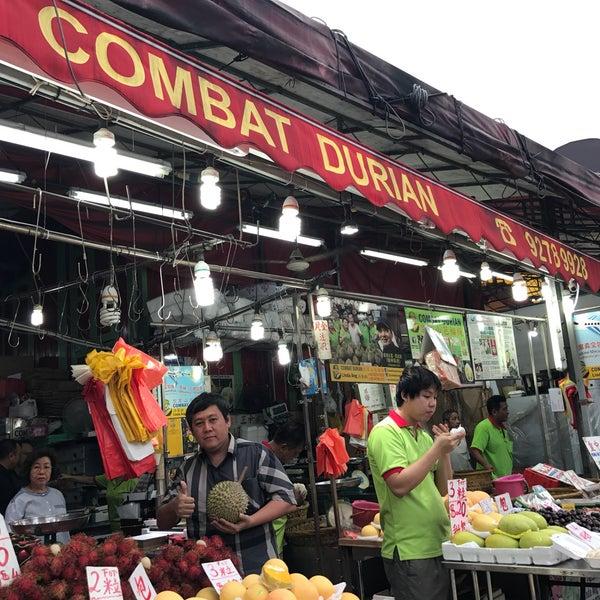 """Photo prise au """"Combat"""" Top Quality Durian par Ibenk D. le8/25/2017"""