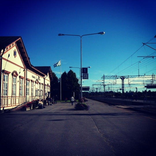 Vr Kokkola Helsinki