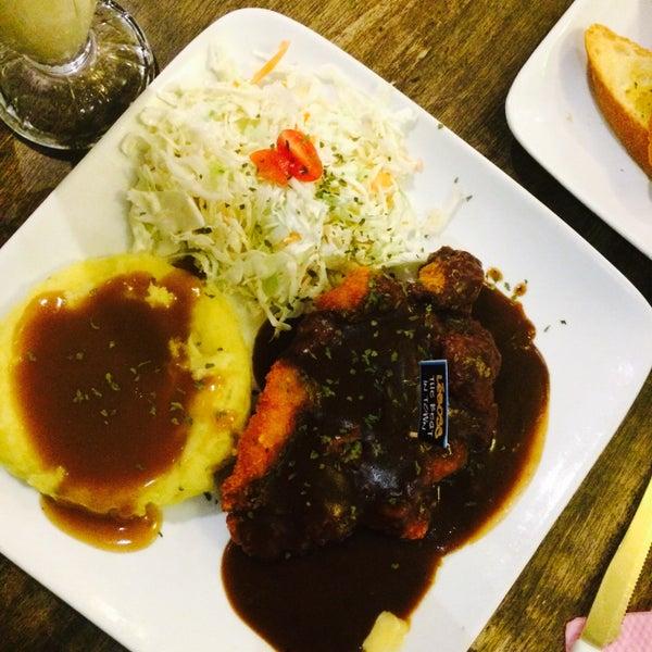 Photo taken at LeBOSS Restaurant by Farhana S. on 1/23/2016