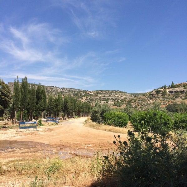Photo taken at Cennet Koyağı Kahvaltı Evi by Kamuran S. on 4/20/2016