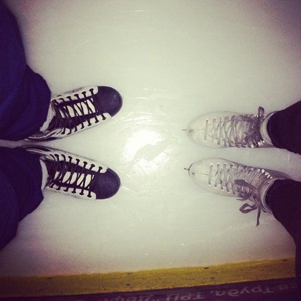 Снимок сделан в Айс Холл / Ice Hall пользователем Nikita B. 3/9/2013