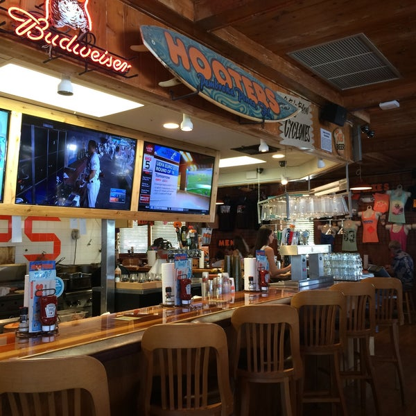 Photo taken at Hooters by Nadezhda K. on 6/24/2016