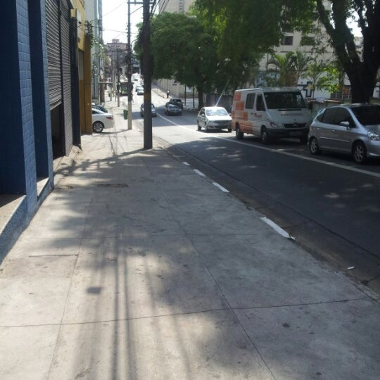Photo taken at Rua Clélia by Everton A. on 10/3/2012
