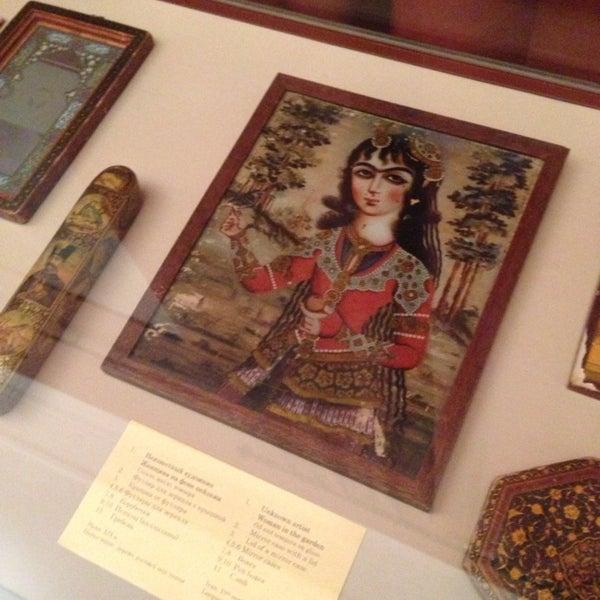 10/12/2013에 Pirojenka 4.님이 The State Museum of Oriental Art에서 찍은 사진