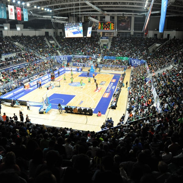 Tofa spor salonu basketbol stadyumu for S dugun salonu bursa