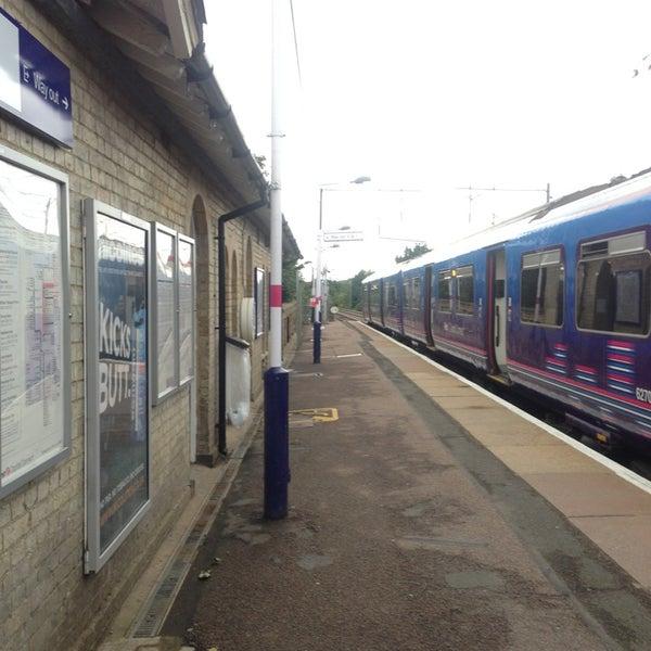 Baldock Railway Station (BDK)