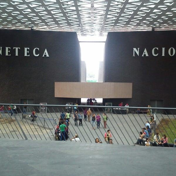 Foto tomada en Cineteca Nacional por Mean M. el 5/4/2013