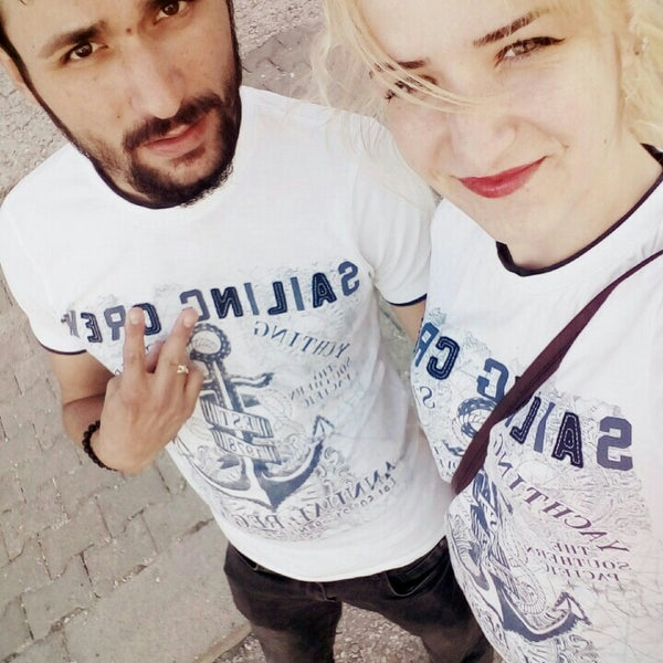 Photo taken at Aksu Çarşı by Mery H. on 7/8/2016