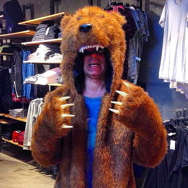 Photo taken at Urban Outfitters by Tony C. on 10/26/2014