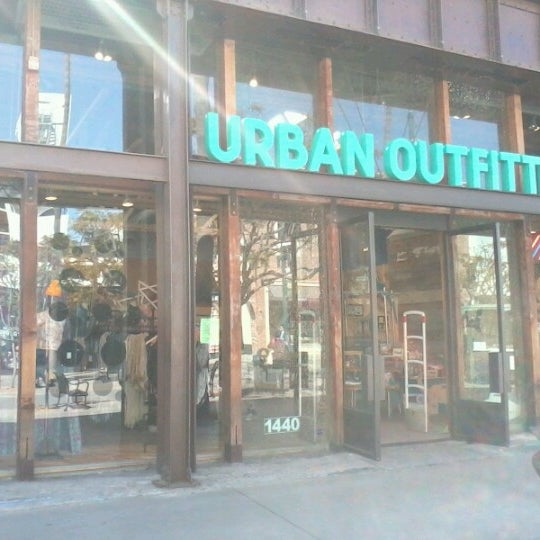 Photo taken at Urban Outfitters by Jerel W. on 2/27/2013