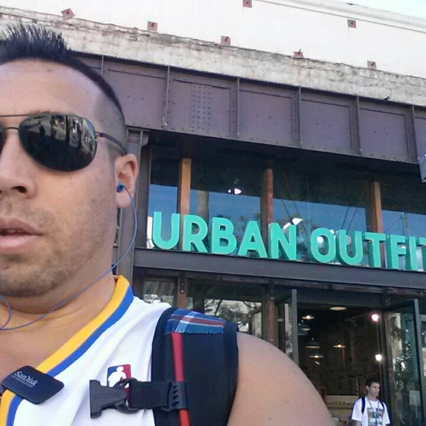 Photo taken at Urban Outfitters by Jerel W. on 1/6/2015