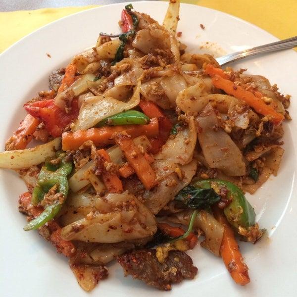Thai Food Wakefield