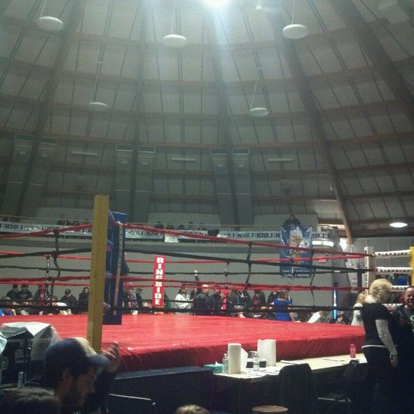 Photo taken at Waukesha County Expo Center by Corey J. on 2/23/2013