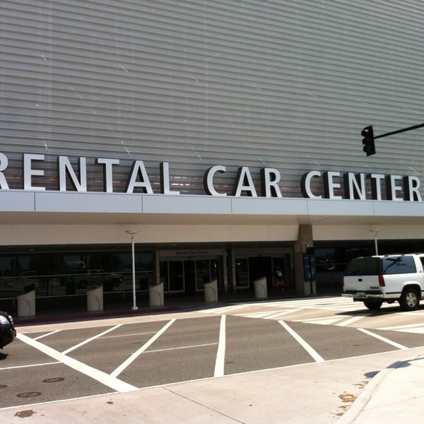 Rental Car Location