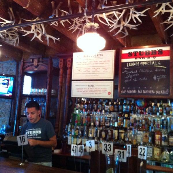 Photo taken at Stubb's Bar-B-Q by Meg J. on 6/3/2013