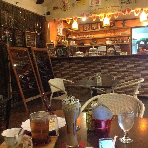 photo taken at homebrew cafe by violet eve on 412015 - Violet Cafe 2015