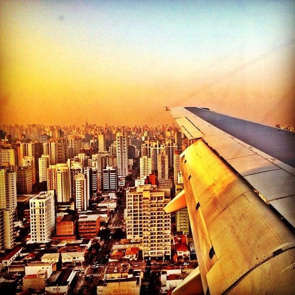 Снимок сделан в Международный аэропорт Конгоньяс/Сан-Паулу (CGH) пользователем Rafael H. 6/8/2013